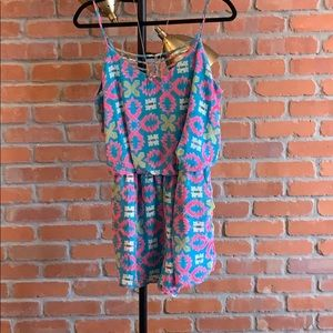 Other - ALYA tribal romper WITH POCKETS